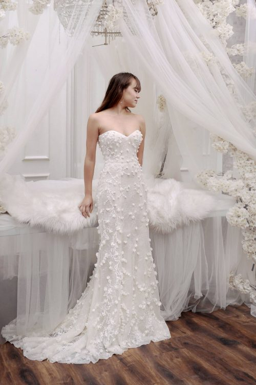 Kim Alpa Bridal - Wedding Dress Melbourne - Zaylee