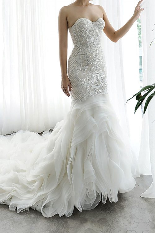 Kim Alpha Bridal - Bridal & Formal Dresses Melbourne - Theresa Mermaid Wedding Dress