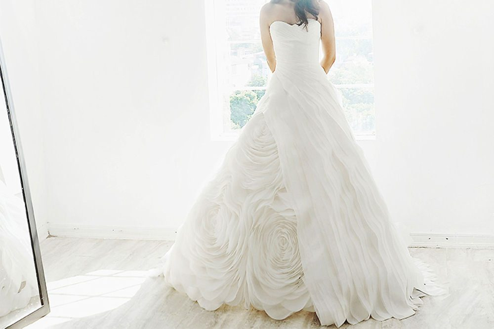 Kim Alpha Bridal - Wedding Dress Melbourne - Akito Princess