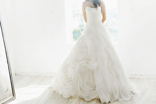 Kim Alpha Bridal - Wedding Dress Melbourne - Akito Princess