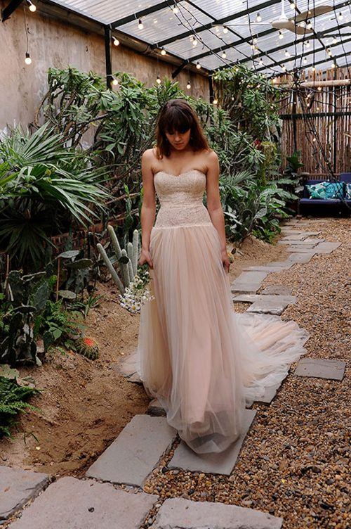 Kim Alpha Bridal - Bridal Dress Melbourne - Elodie Bridal Dress
