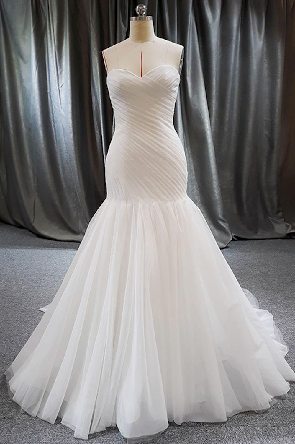 Kim Alpha Bridal - Wedding Dress Melbourne - Hensley Corset Back Wedding Dress