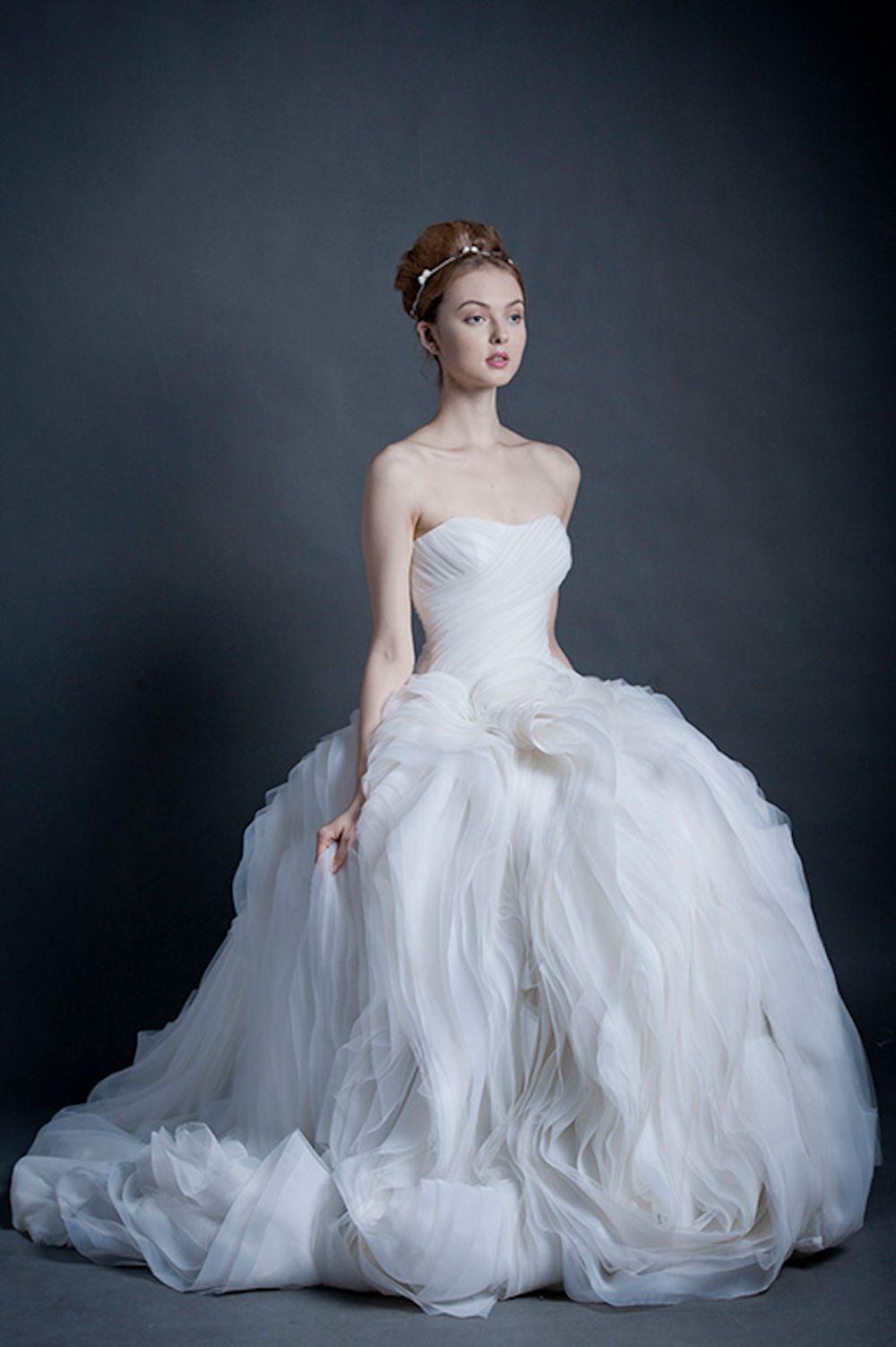 Kim Alpha Bridal - Wedding Dress Melbourne - Kinsley Ballgown Wedding Dress