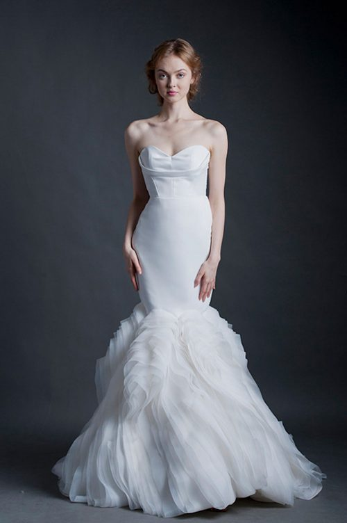 Kim Alpha Bridal - Wedding Dress Melbourne - Layla Mermaid Wedding Dress