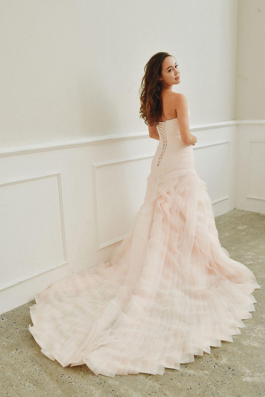 Kim Alpha Bridal - Akito Trumpet- wedding dress Melbourne