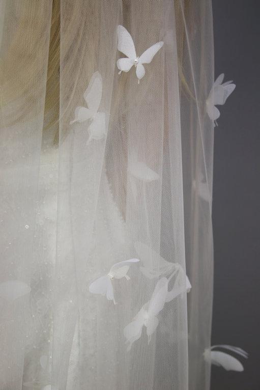 Kim Alpha Bridal Mara Veil