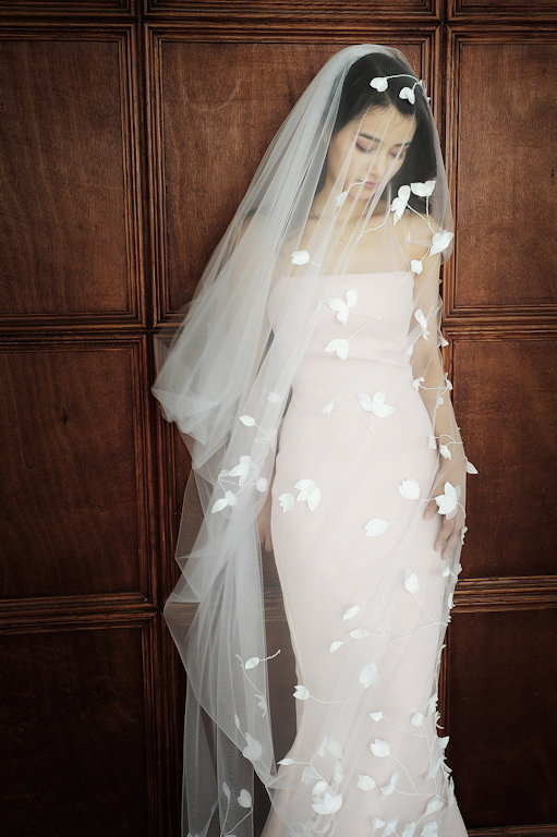 Kim Alpha Bridal Gowns Socute Veil